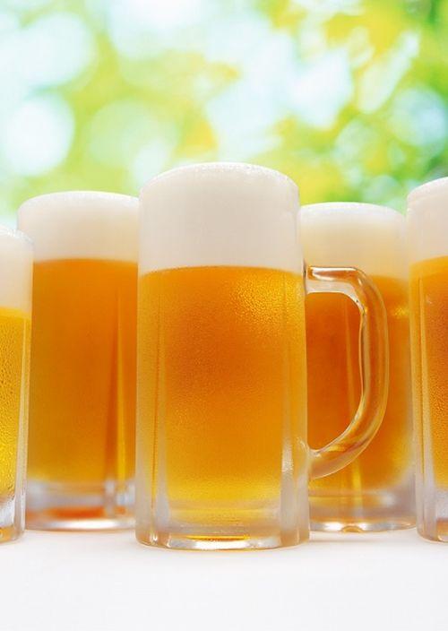Thu nhỏ lỗ chân lông bằng men bia