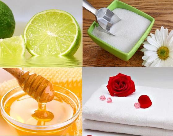 Làm dung dịch tẩy lông với hỗn hợp mật ong và chanh